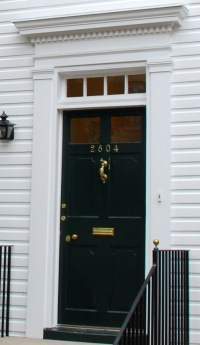 Field Guide to Georgetown Houses: Colonial and Federal ...