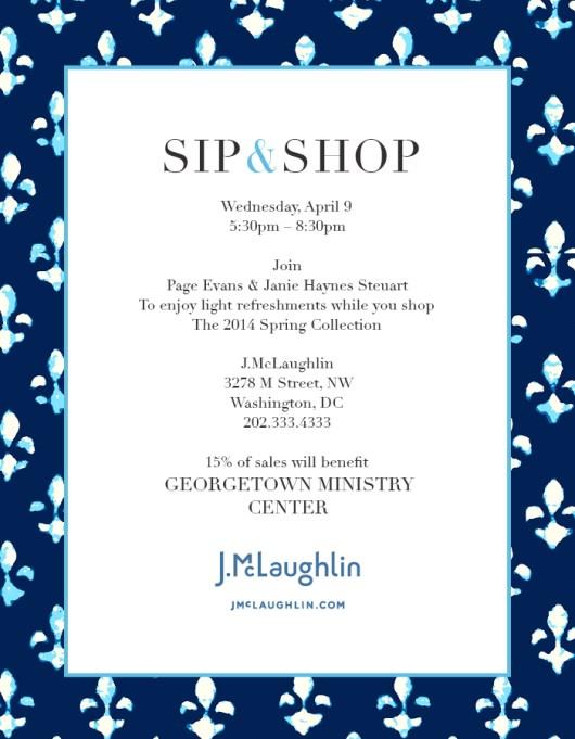 Sip&Shop2014