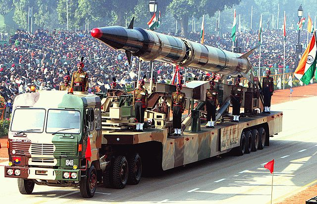 The Looming Threat in South Asia: Nuclear Postures of India and Pakistan –  Georgetown Security Studies Review