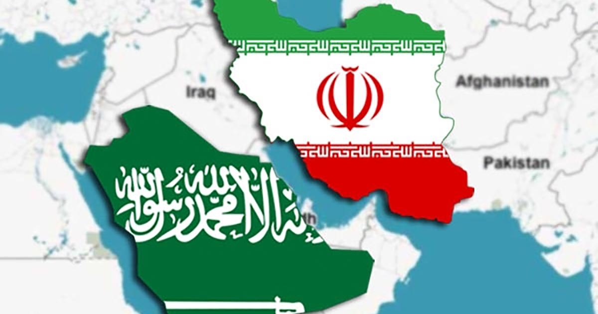Risultati immagini per iran saudi arabia