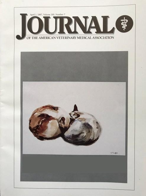 American Veterinary Medical Association Journal - April 1, 1987