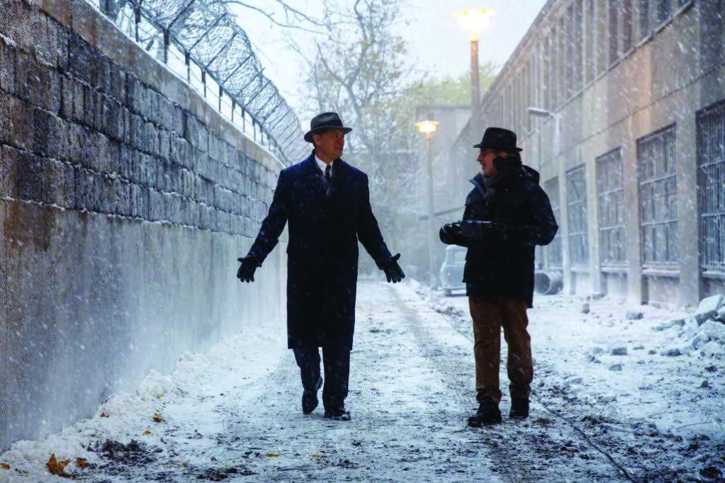 <em>Bridge of Spies</em> Finds Extra in the Ordinary