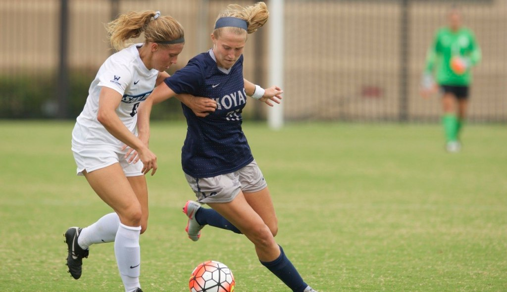 Women's Soccer Road-Trip Roundup: Hoyas Cook Friars in Overtime, Look Forward to Villanova Showdown