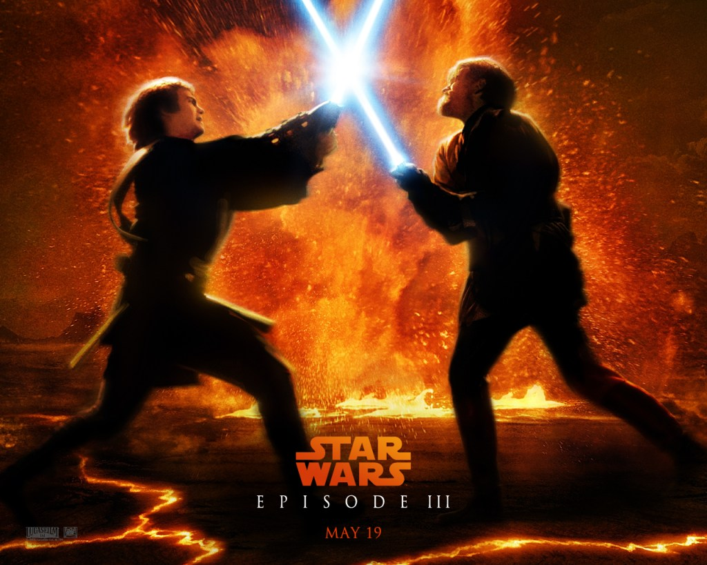 Countdown to Star Wars: Revenge of the Sith