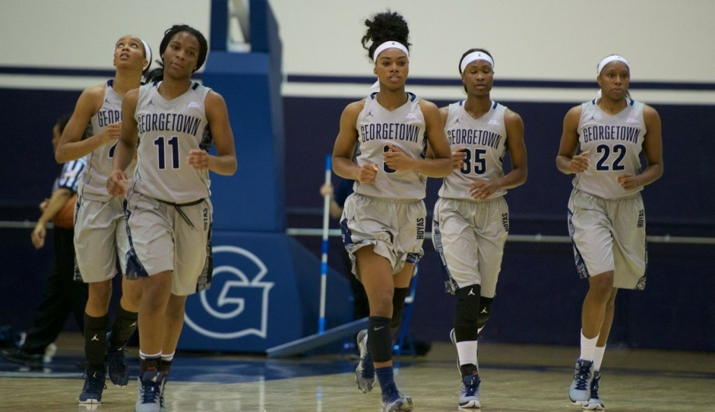 When It Rains, It Pours: Women's basketball routs Towson to close out non-conference play