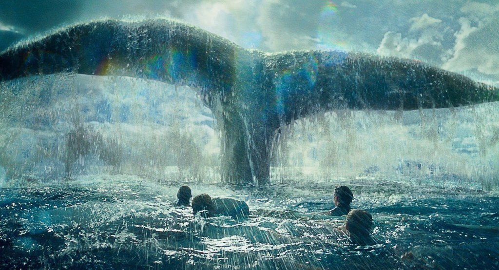 No More Than Meets the Eye: Howard's Direction Barely Keeps <i>In the Heart of the Sea</i> Afloat