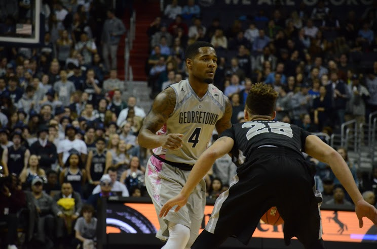 Kelan Me Softly: Martin's 35 lift Bulldogs past Hoyas