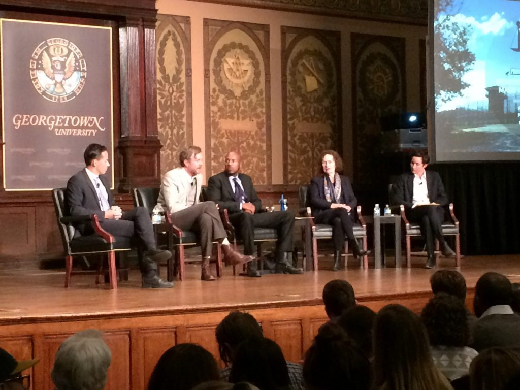 Prisons and Justice Initiative discusses mass incarceration and prison reform