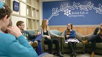 Georgetown launches Center for Jewish Civilization