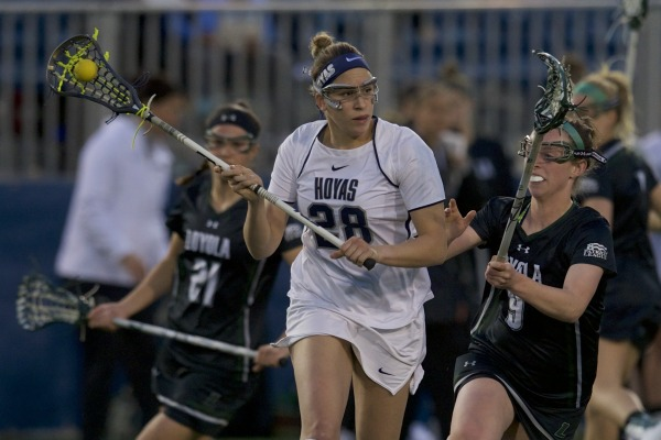 Women's Lax Pre-Game Primer: Hoyas to host Vanderbilt to open conference play