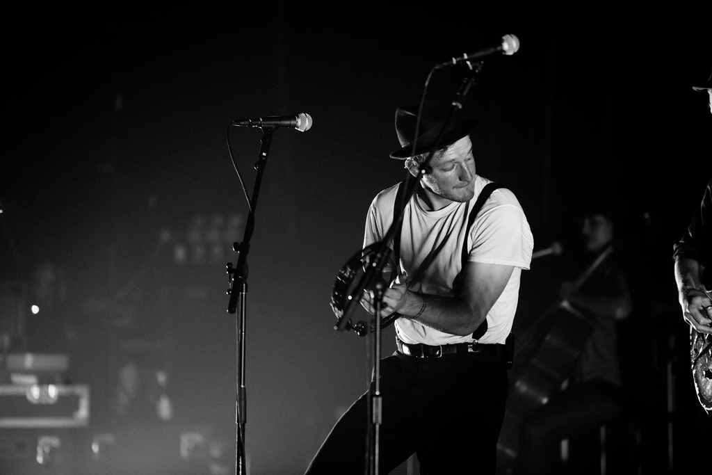 Folk Isn't Dead: The Lumineers at Merriweather Post Pavilion, 9/10