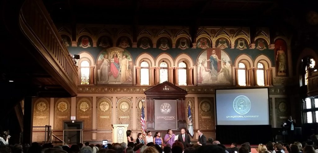 "Reckless Rhetoric: Why Georgetown's Apology Isn't ""Reparations"""