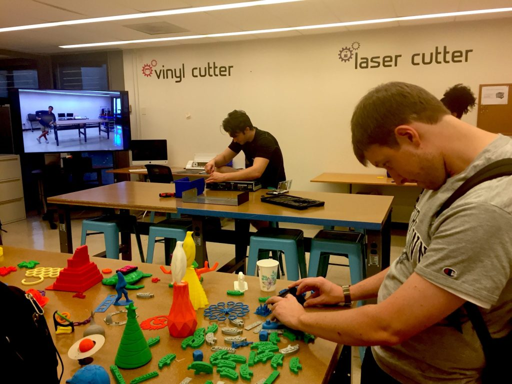 Maker Hub debuts in Lau