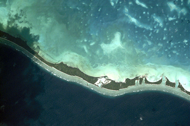 Former Kiribati President discusses climate change
