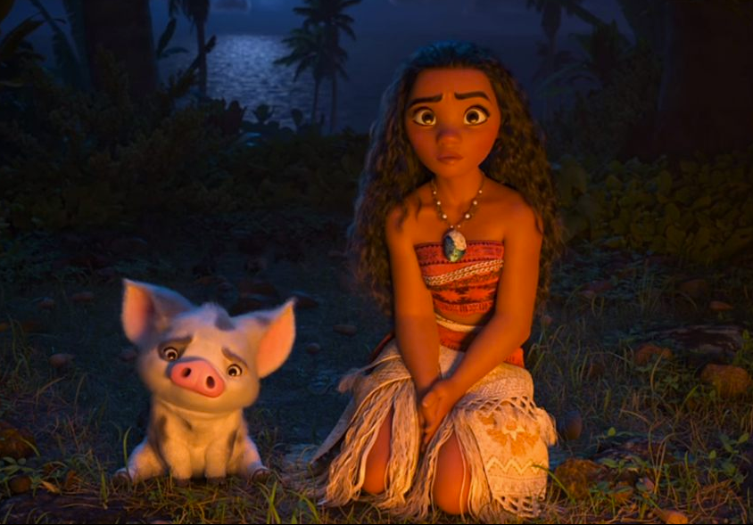 <i>Moana</i>, an Exciting Change in the Disney Formula