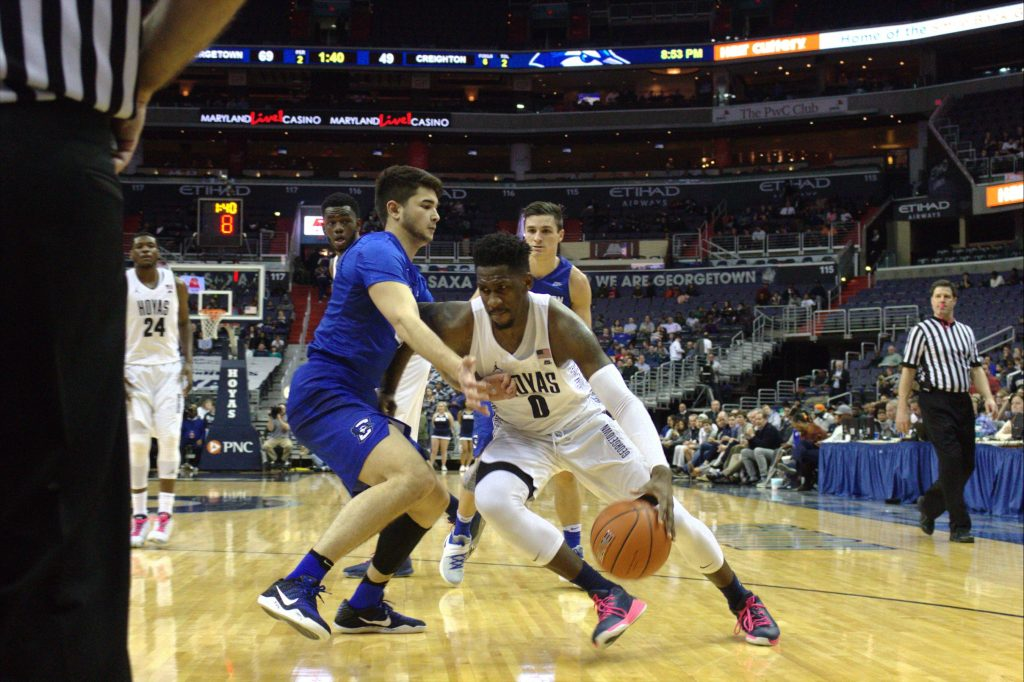 Curing the Conference Blues: Men's Basketball Beats No. 16 Creighton