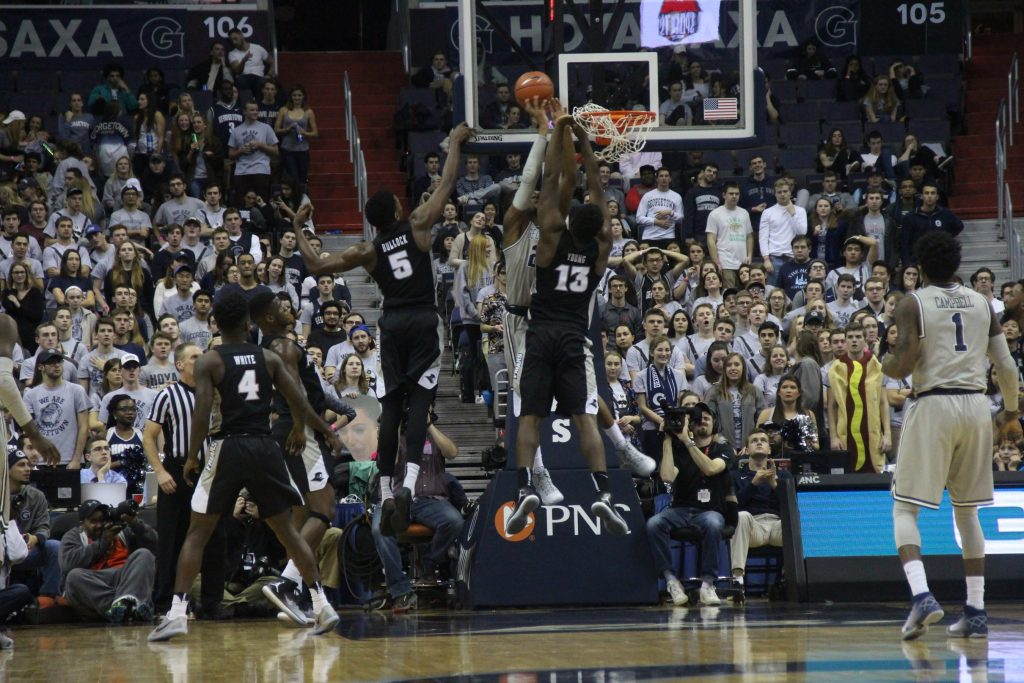 Fall to Hall: Hoyas drop overtime contest to Pirates