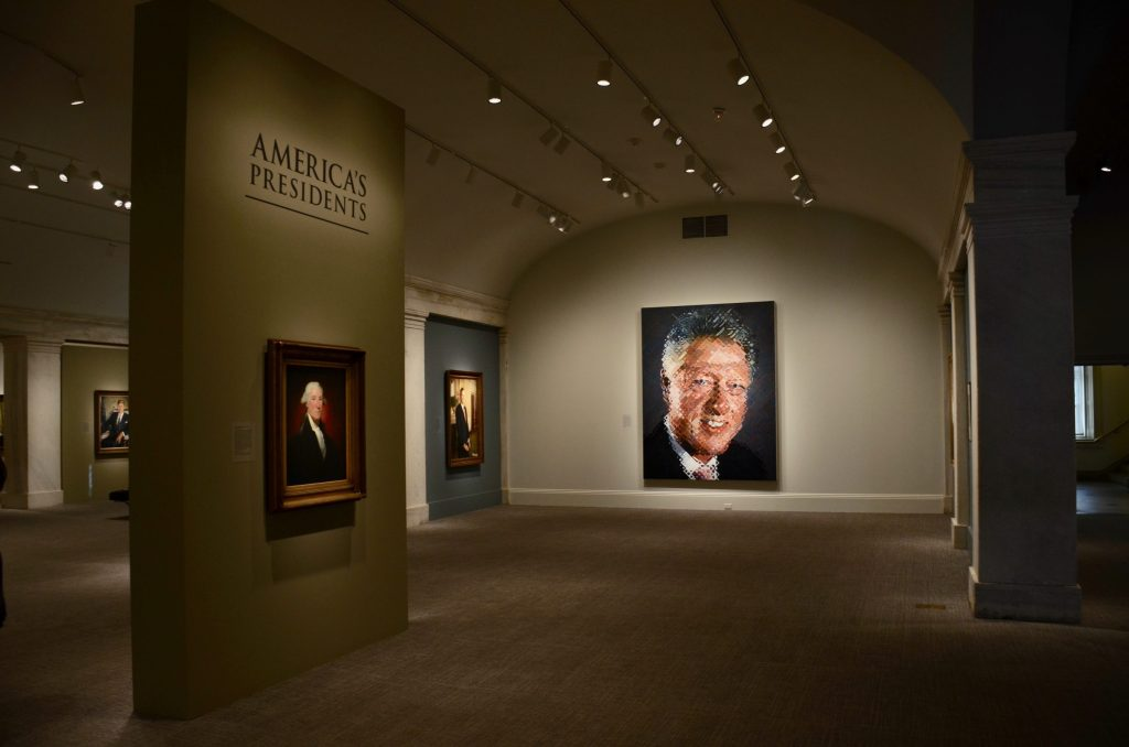National Portrait Gallery Tells Story of America Through Reopened <i>America's Presidents</i> Installation