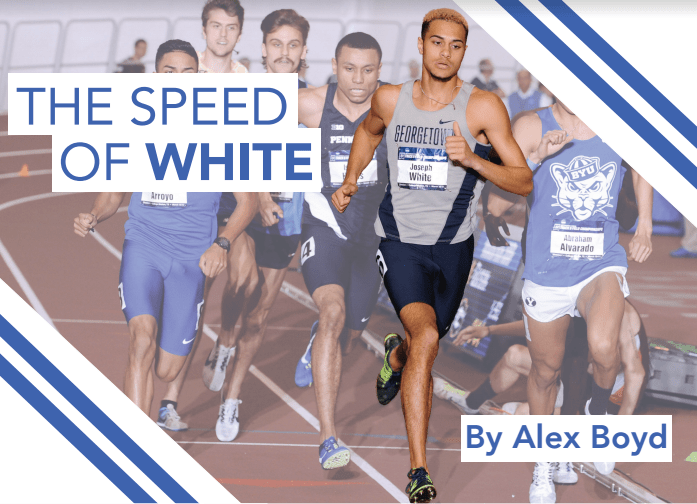 The Speed of White