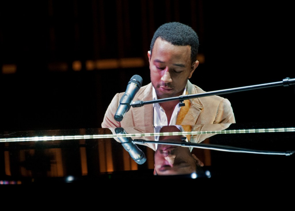 Concert Preview: John Legend, June 20, Merriweather Post Pavilion