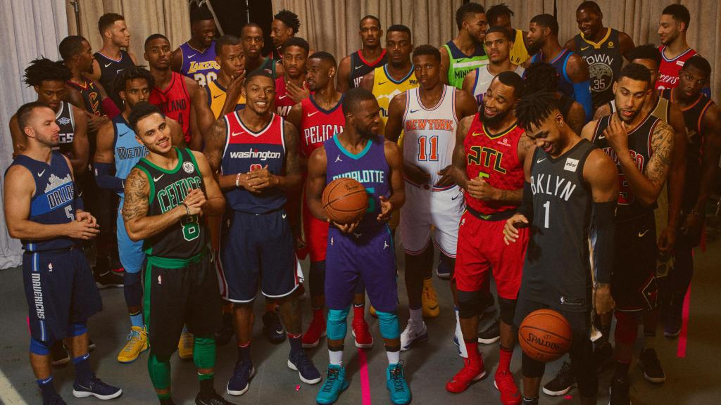 Ranking the New NBA x Nike Statement Jerseys
