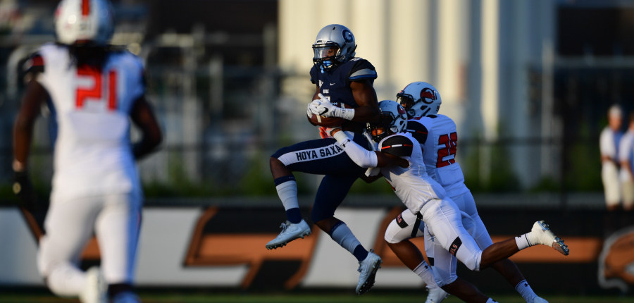 Football Travels to Columbia Seeking Third-Straight Lou Little Cup