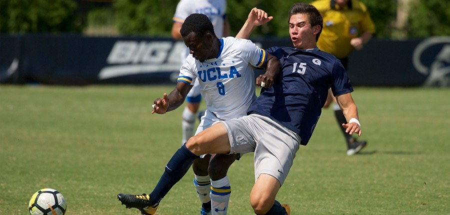 No. 16 Men's Soccer Looks to Rebound Against Stony Brook