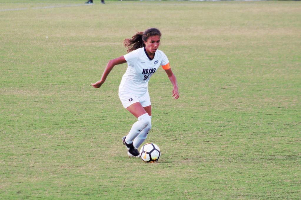 No. 15 Women's Soccer Upset by Providence