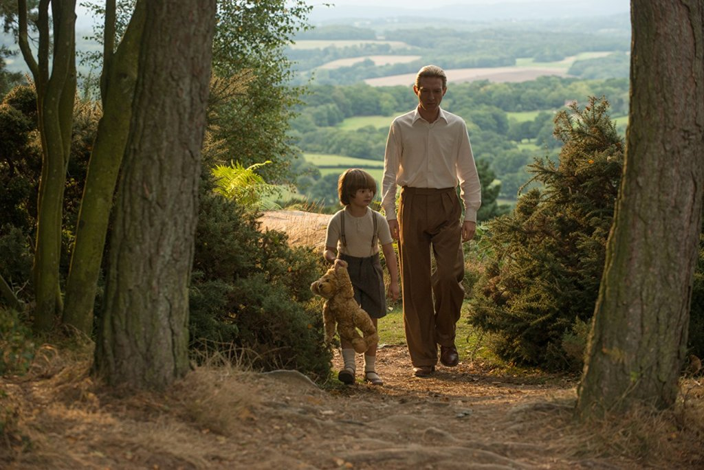 <i>Goodbye Christopher Robin</i> Grapples With War and Public Persona