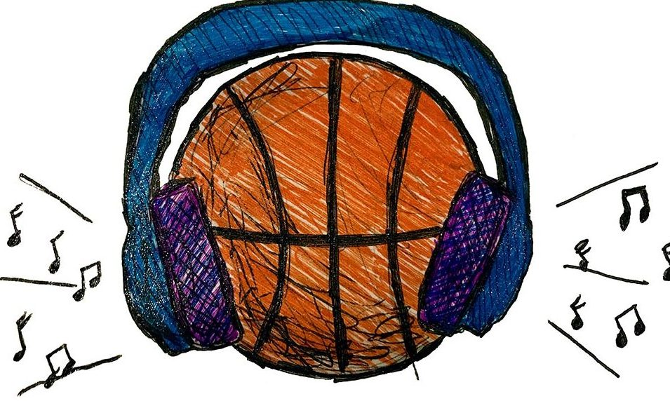 Slam Dunk Songs: The Music of Basketball