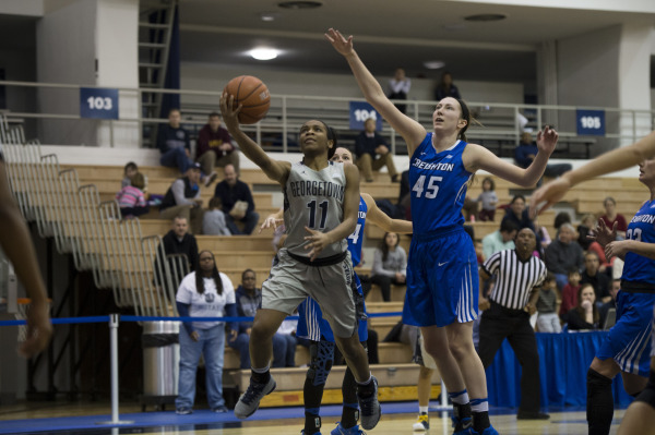 Women's basketball looks to continue its hot streak at Creighton