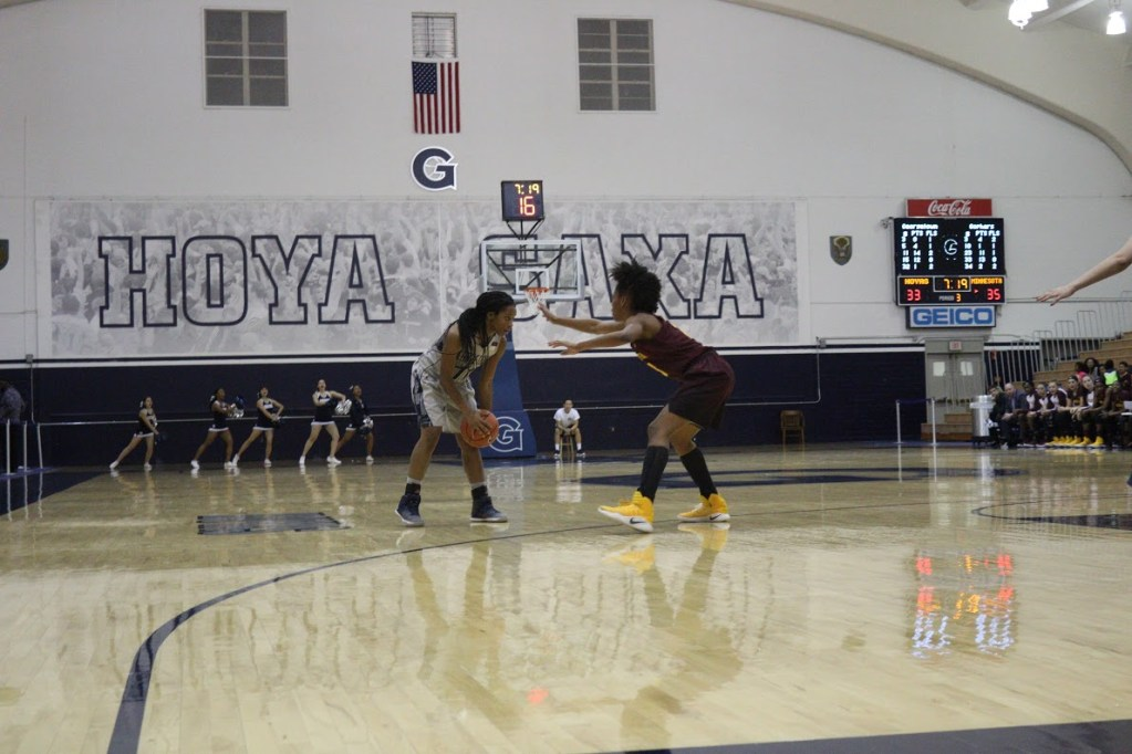 Hoyas Trip Up in Second Half, Fall to Minnesota 73-63