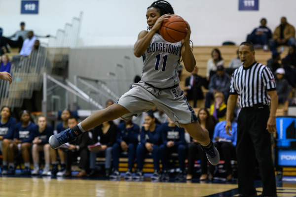 Women's basketball finishes non-conference play at VCU