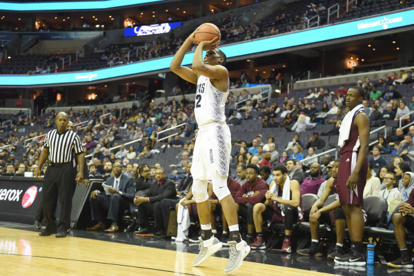Men's basketball blows out Alabama A&M to finish non-conference play