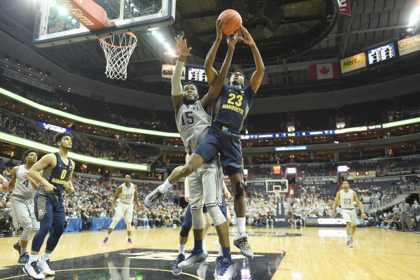 Falling Flat: Men's basketball drops its second straight game at Marquette
