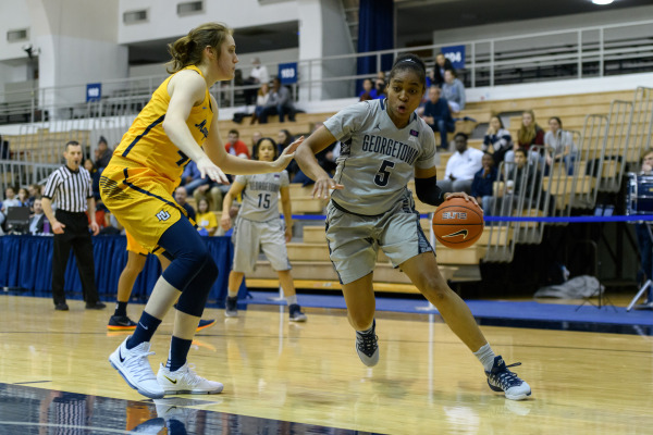 The Avocado Effect: Hoyas Emphatically Snap 4-Game Skid with 85-58 Win Over Marquette