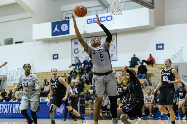Cold spell: Shooting woes plague women's basketball in loss to Butler