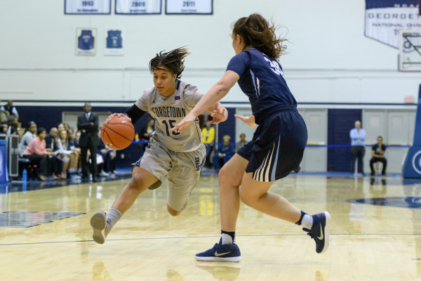 Copycats: Georgetown falls to Villanova in another close defeat