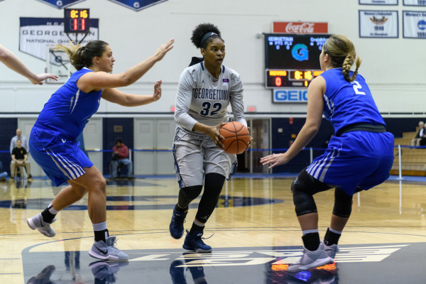 Don't get Fried: Hoyas look to sweep Providence