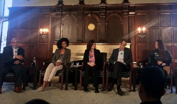 Panel on successful movements stresses the importance of student activism