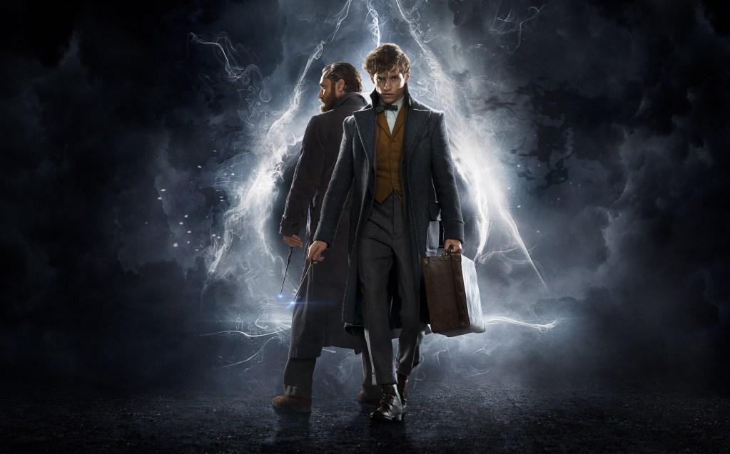 Trailer Takes: <i>The Crimes of Grindelwald</i>, <i>Christopher Robin</i>, and <i>The Book Club</i>