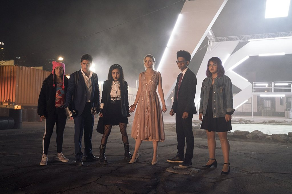 <i>Runaways</i> Breaks New Ground