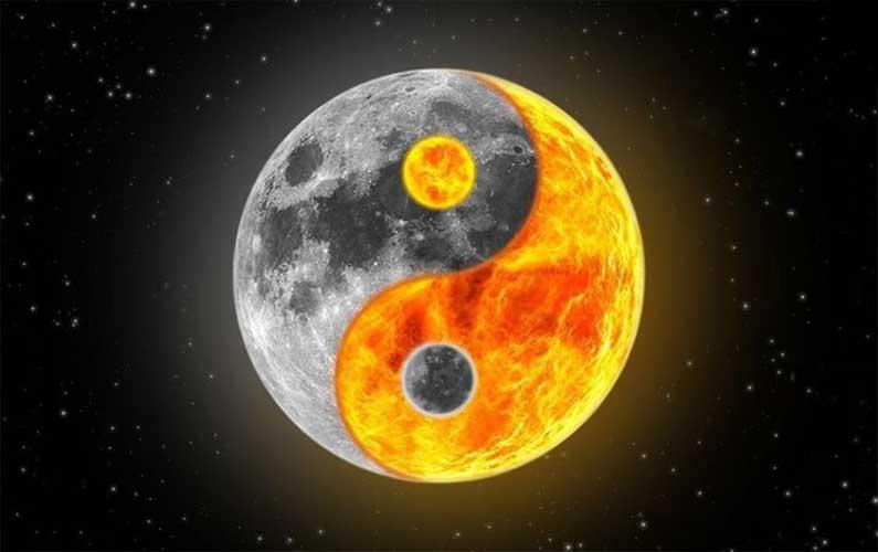 free sun moon themed