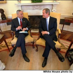 Oval Office Chair Amazon Outdoor Cushions Those Horrible Chairs In The George W Doesn T Look Too Uncomfortable But He S Almost Certainly High So It Count