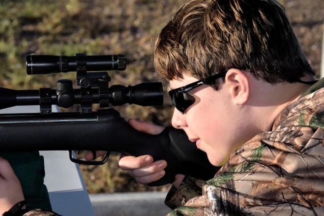 Charlie-Target-Shooting
