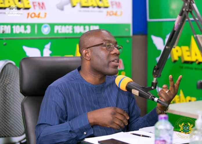 Nov/Dec may be an option for COVID-19 infected students - Oppong Nkrumah