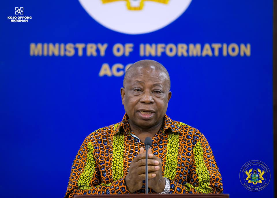 Akufo-Addo confirms Health Minister has tested positive for coronavirus