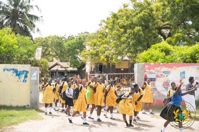 President Akufo-Addo gives 2021 school reopening dates