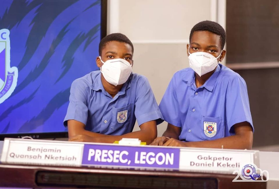 NSMQ 2020: PRESEC contestants to visit Jubilee house on Oct. 14