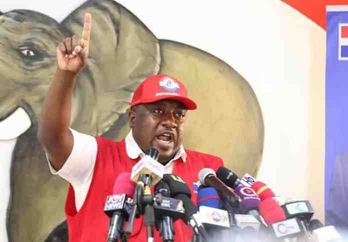 NDC's free tertiary promise is a scam - NPP's Nana B